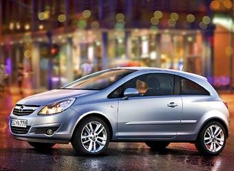Opel распространил первые фотографии новой Opel Corsa