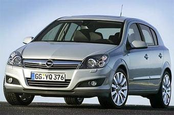 Opel Astra обновится в 2007 году