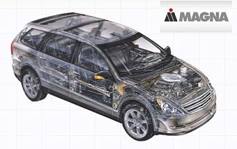 Канадская Magna построит для ВАЗа новый завод