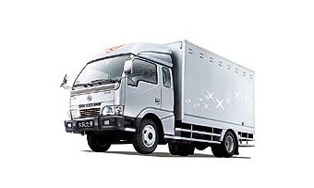 На Украине построят автозавод по выпуску китайских грузовиков