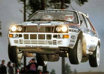 Дидье Ориоль возвращается в чемпионат WRC