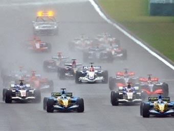 Михаэль Шумахер стал победителем Гран-при Китая