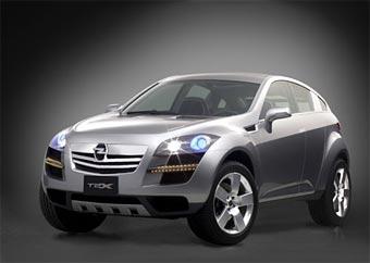 Opel готовит еще один компактный внедорожник