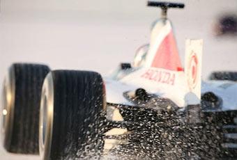 Honda F1 установила новый рекорд скорости