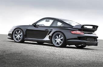Sportec построил самый быстрый Porsche 911