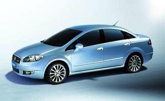 Fiat показал новый седан для Турции и России