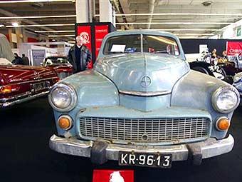 Автомобиль Иоанна Павла II не смогли продать