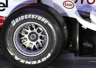 Bridgestone стал эксклюзивным поставщиком шин в Формуле-1