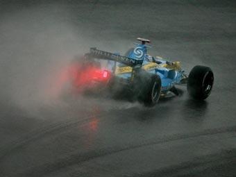 Болиды Renault стартуют первыми в гонке Гран-при Китая