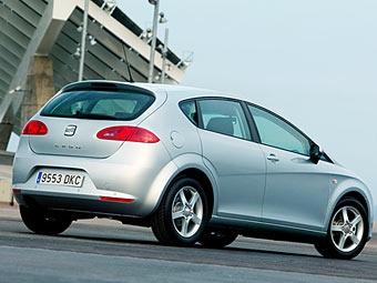На Украине началась сборка автомобилей Seat