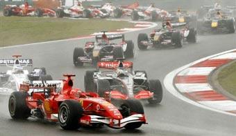 Полиция допросила главу китайской трассы Формулы-1