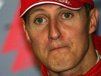 Шумахер признал себя побежденным