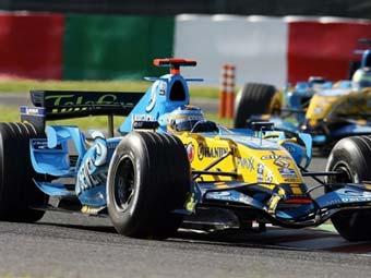 Фернандо Алонсо выиграл Гран-при Японии