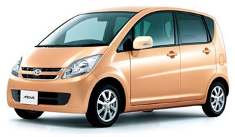 Daihatsu представила новую микролитражку