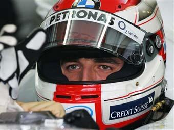 Кубица будет участвовать в гонках до конца сезона