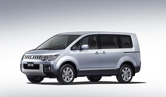 Mitsubishi отправляет брутальный минивэн в серийное производство