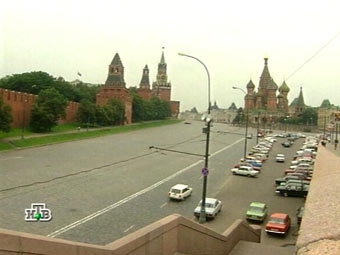 В четверг в Москве ограничат движение