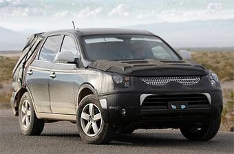 Новый кроссовер Hyundai получил имя Veracruz