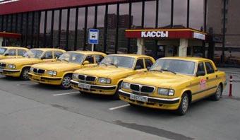 Осетинских таксистов бросили на поиск угонщиков