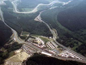 Контракт о проведении Гран-при Бельгии в 2007 году подписан