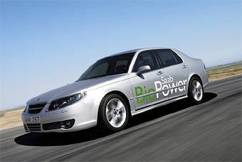 Автомобили Saab могут ездить на спирте