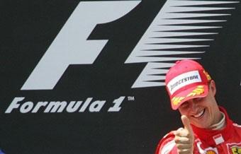 Бриаторе не верит в уход Шумахера после окончания сезона