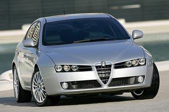 Продажи Alfa Romeo в России возобновятся в конце 2006 года