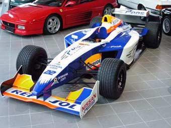 """В 2008 году в """"Формуле-1"""" появится заводская команда Nissan"""