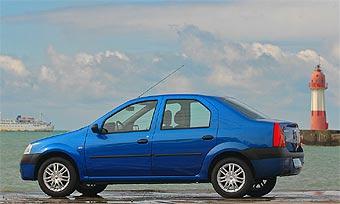 Renault будет выпускать Logan в Иране