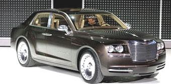 Chrysler намерен делать машины премиум-класса