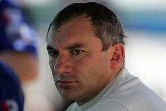Николай Фоменко стал запасным гонщиком