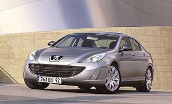 Peugeot 608 появится в 2008 году