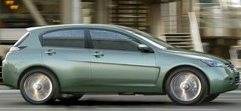 Lexus готовит конкурента BMW X3