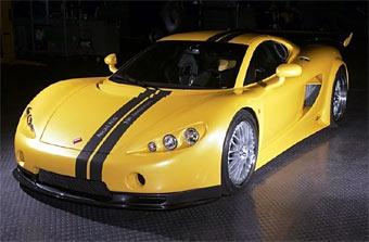 Ascari построила конкурента Ferrari Enzo FXX