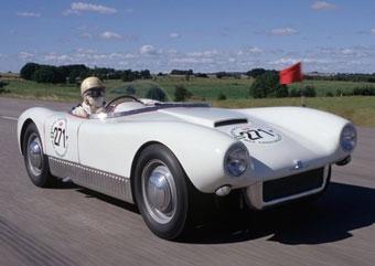 Спортивным моделям Saab исполняется 50 лет