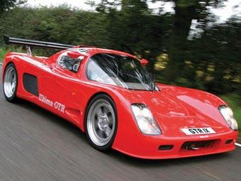 Суперкар Utima GTR установил новый рекорд скорости