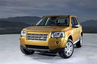 Land Rover рассекретил новое поколение Freelander