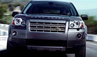 Появились первые фотографии нового поколения Land Rover Freelander