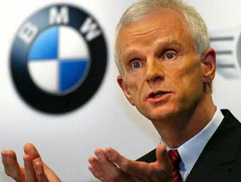 Глава BMW уйдет в отставку