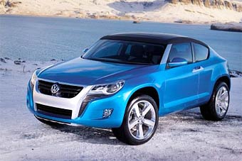 Volkswagen выбирает имя для своего нового внедорожника