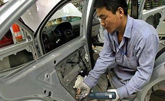 Китай заставит западных автопроизводителей делиться знаниями