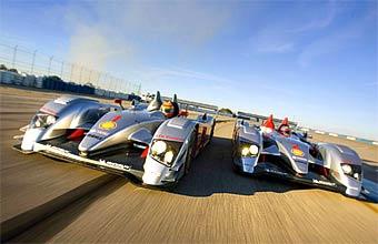 В Ле-Мане на Audi R10 поедет шесть пилотов