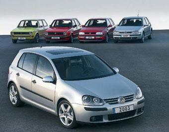 Volkswagen хочет сделать Golf дешевле