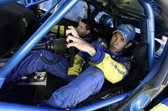 Крис Аткинсон поедет на Subaru в 24-часовой гонке Нюрбургринга