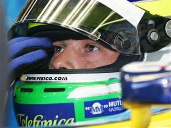Джанкарло Физикелла наказан за поведение на трассе в Монако