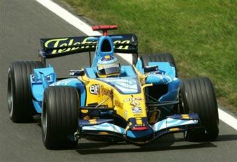 Фернандо Алонсо выиграл Гран-при Великобритании