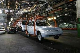 Автомобили ВАЗ в мае стали лучше
