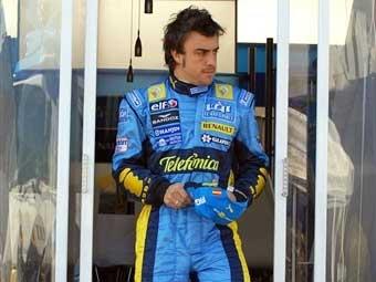 Квалификацию Гран-при Великобритании выиграл Фернандо Алонсо