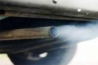 Американские автомобили загрязняют атмосферу больше других