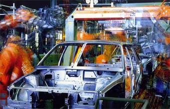 Минэкономразвития прогнозирует рост производства автомобилей в России